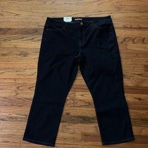 Tommy Hilfiger Crop Jeans size 16